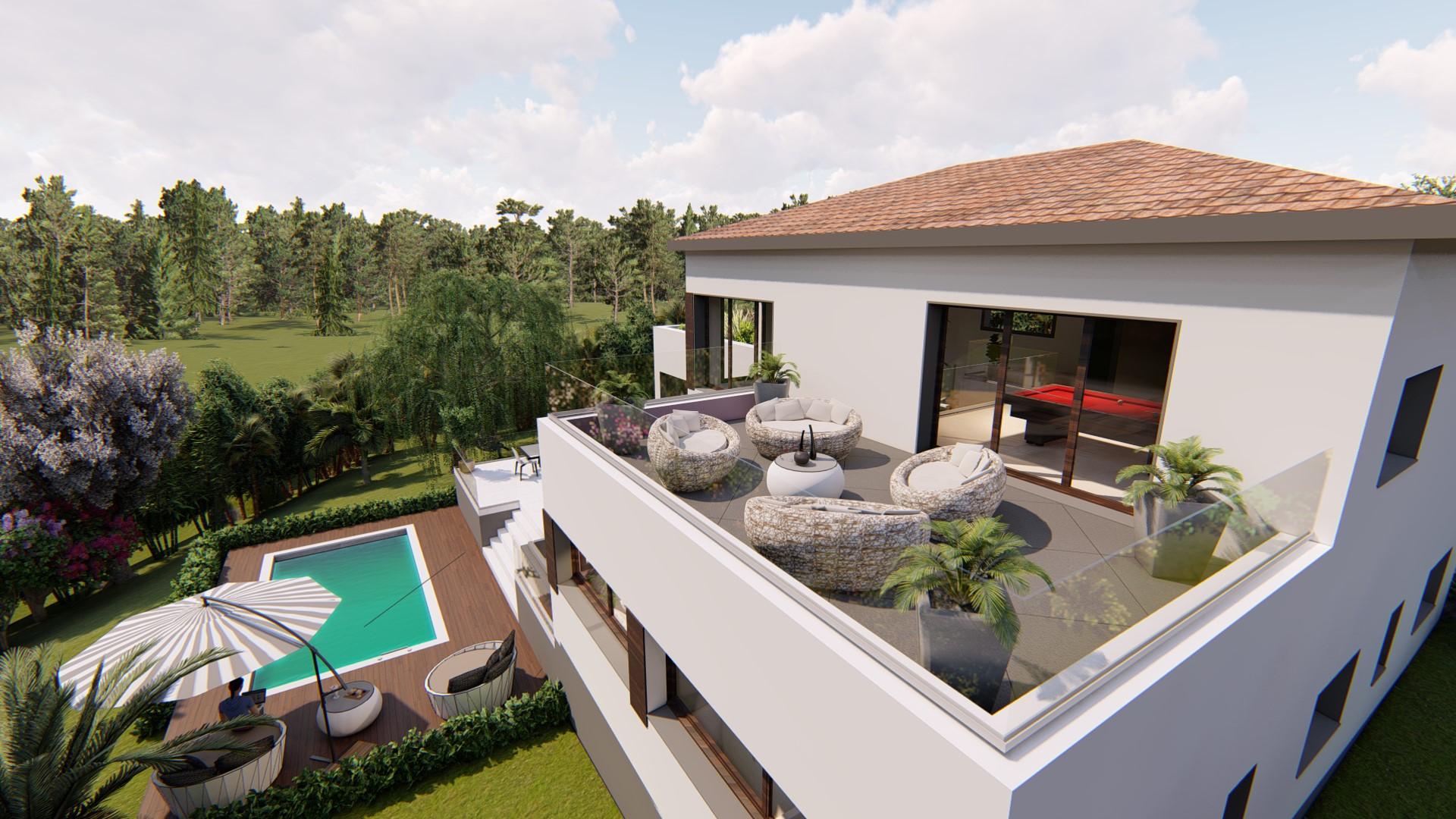 Maisons + Terrains du constructeur VILLAS SUD CREATION • 177 m² • TOURNEFEUILLE