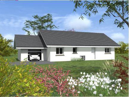 Maisons du constructeur TRADITION LOGIS 38 • 80 m² • CHAPAREILLAN