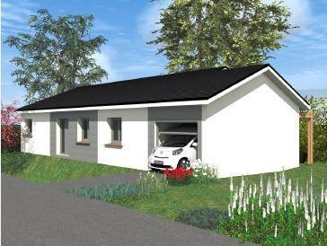 Maisons du constructeur TRADITION LOGIS 38 • 85 m² • VOIRON