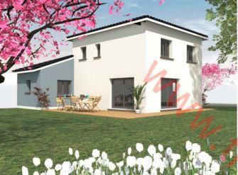 Maisons du constructeur TRADITION LOGIS 38 • 105 m² • POLIENAS