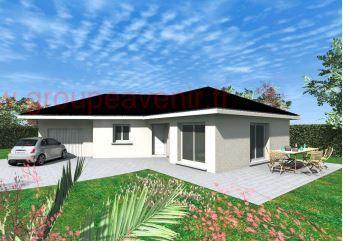 Maisons du constructeur TRADITION LOGIS 38 • 100 m² • TULLINS