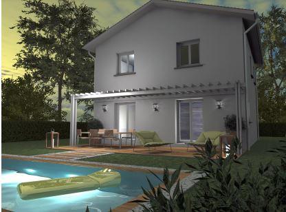 Maisons du constructeur TRADITION LOGIS 38 • 80 m² • PONTCHARRA