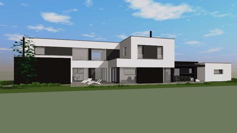Maisons + Terrains du constructeur OPPORTUNITES IMMOBILIERES • 260 m² • MOUVAUX