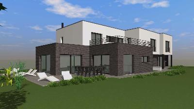 Maisons + Terrains du constructeur OPPORTUNITES IMMOBILIERES • 280 m² • MERIGNIES