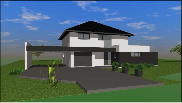Maisons + Terrains du constructeur OPPORTUNITES IMMOBILIERES • 170 m² • RONCQ