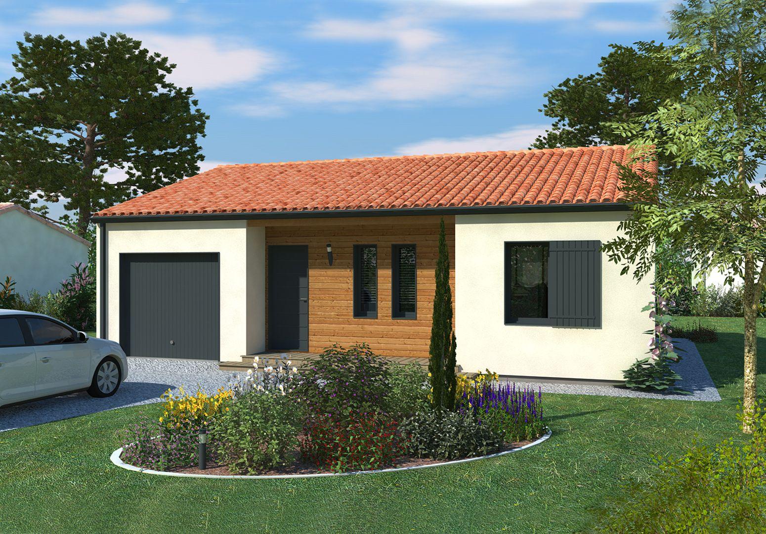 Maisons du constructeur DELRIEU CONSTRUCTION • 84 m² • AIFFRES