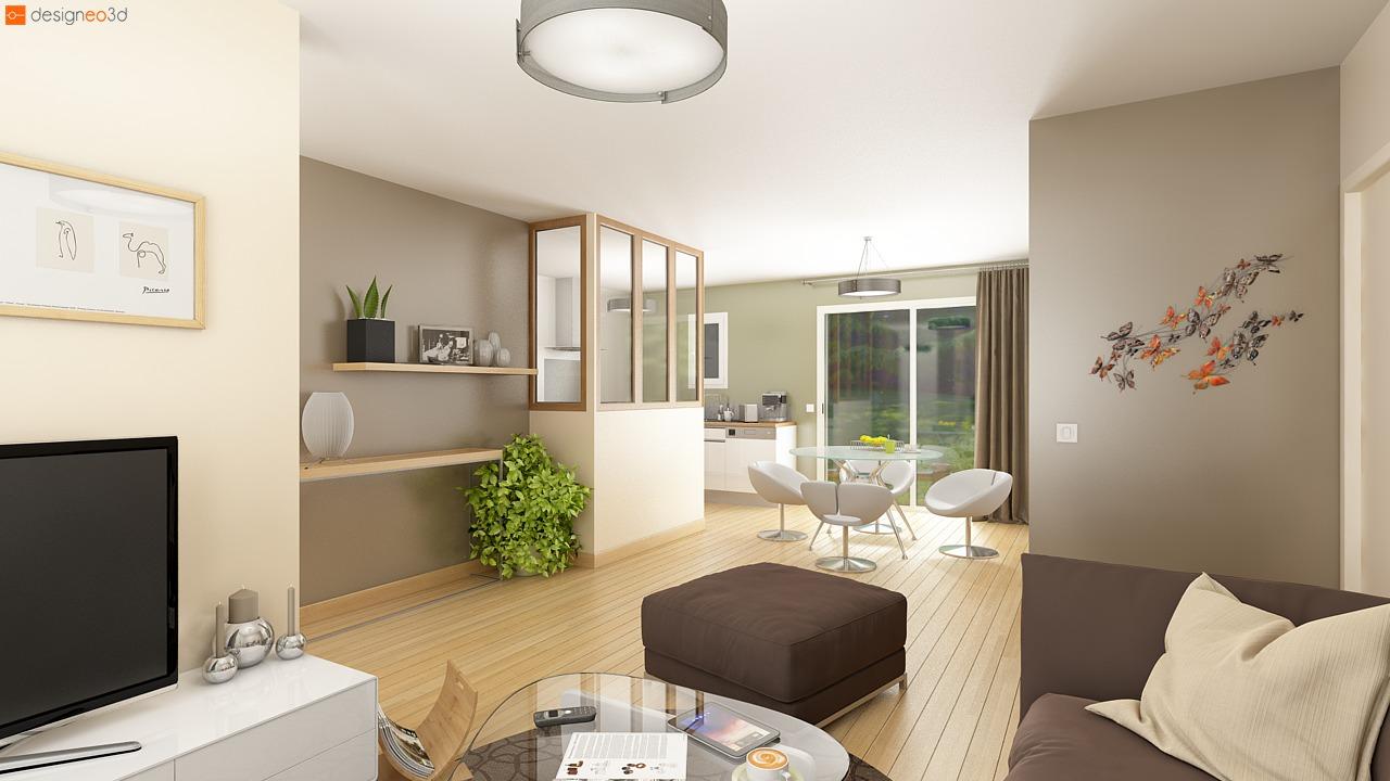 Maisons du constructeur DELRIEU CONSTRUCTION • 93 m² • SAINT AUGUSTIN