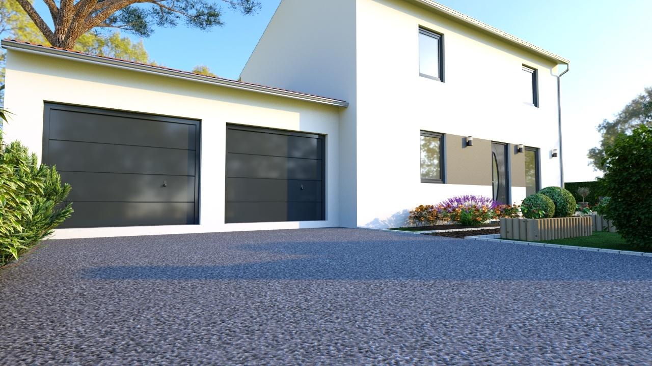 Maisons + Terrains du constructeur MAISONS PHENIX - MONTPELLIER • 106 m² • NIMES