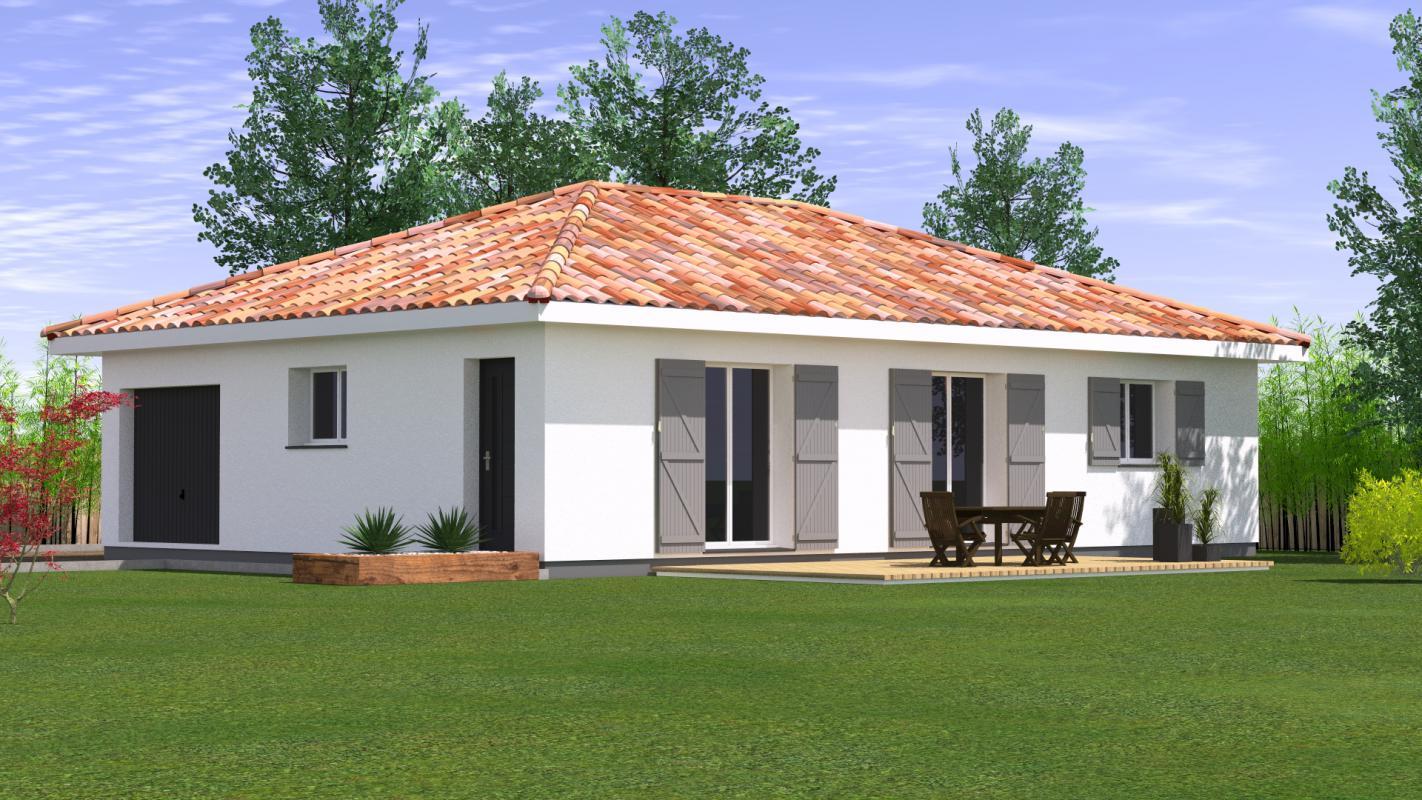 Maisons du constructeur MAISONS CONFORECO - AGENCE MONT DE MARSAN • CAMPAGNE
