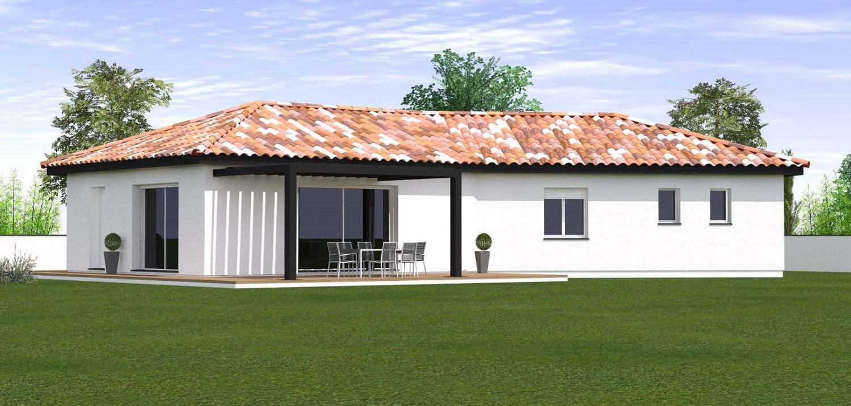 Maisons du constructeur MAISONS CONFORECO - AGENCE MONT DE MARSAN • 117 m² • PARENTIS EN BORN