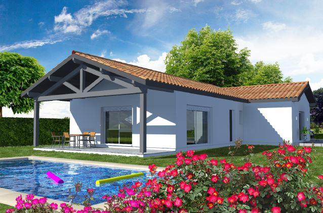 Maisons du constructeur MAISONS CONFORECO - AGENCE MONT DE MARSAN • 117 m² • SAINT MARTIN DE HINX