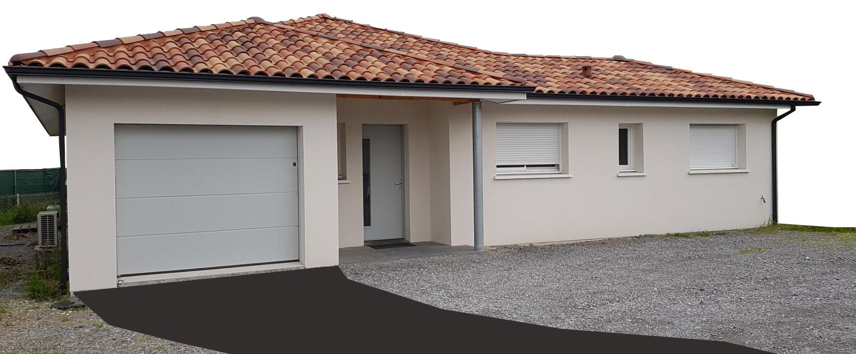 Maisons du constructeur MAISONS CONFORECO - AGENCE MONT DE MARSAN • 93 m² • MEES