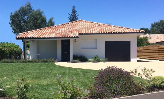 Maisons du constructeur MAISONS CONFORECO - AGENCE MONT DE MARSAN • 90 m² • NARROSSE