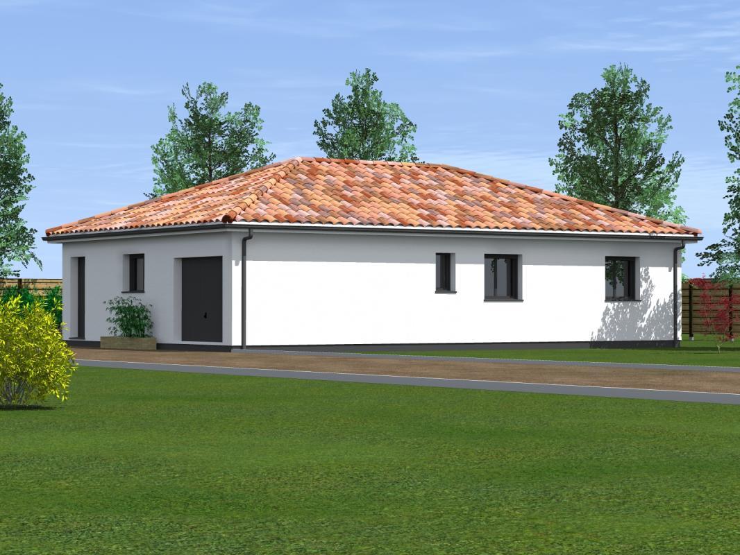 Maisons du constructeur MAISONS CONFORECO - AGENCE MONT DE MARSAN • SAINT PIERRE DU MONT