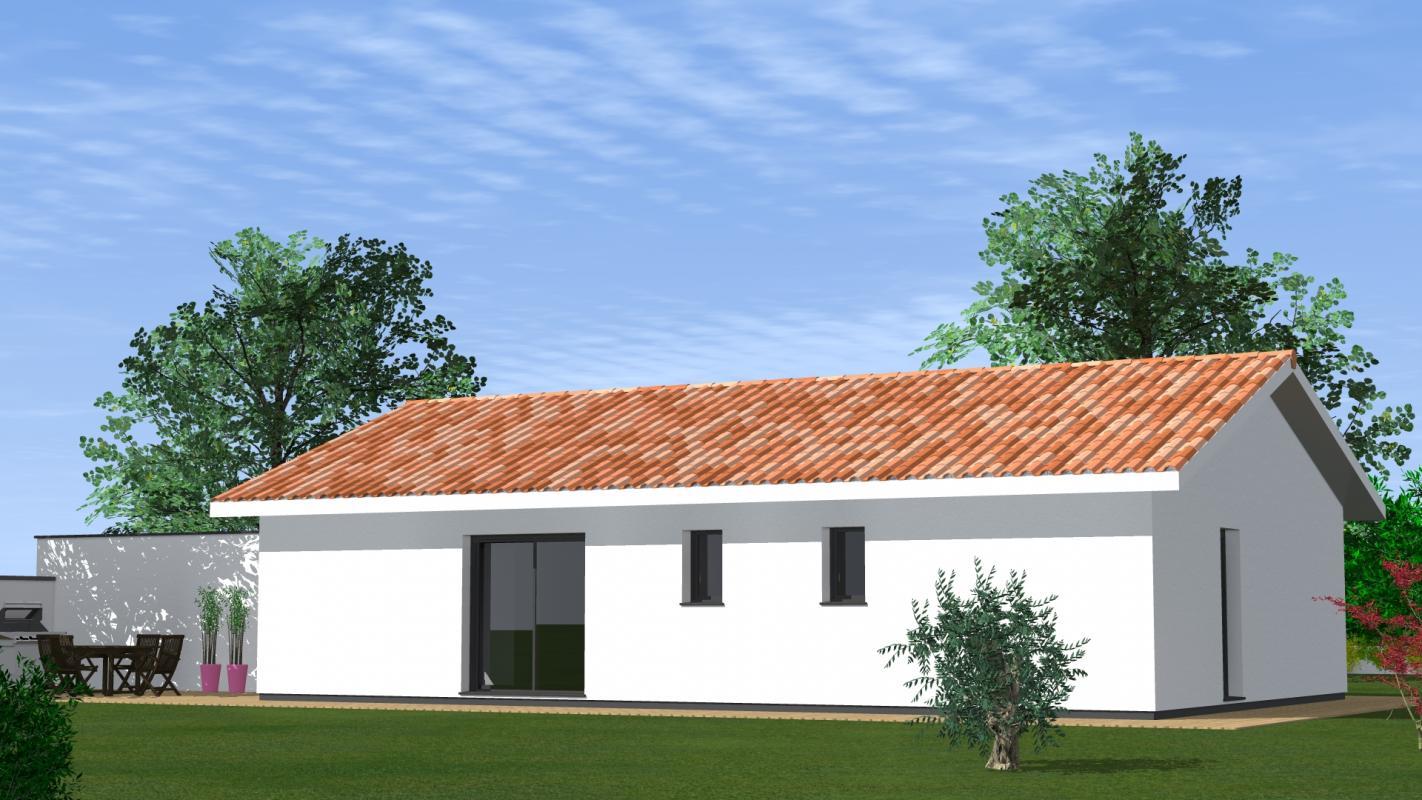 Maisons du constructeur MAISONS CONFORECO - AGENCE MONT DE MARSAN • 94 m² • AURICE