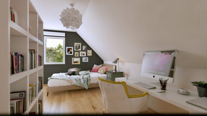Maisons du constructeur HOMELINES • 90 m² • MUESPACH LE HAUT