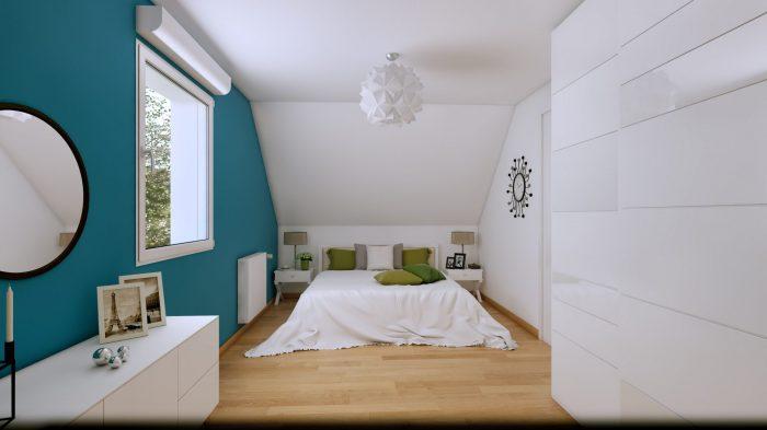 Maisons du constructeur HOMELINES • 90 m² • RUSTENHART