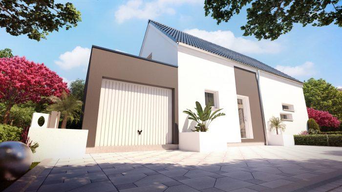 Maisons du constructeur HOMELINES • 106 m² • SAINT BERNARD