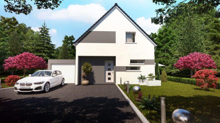 Maisons du constructeur HOMELINES • 90 m² • ISSENHEIM