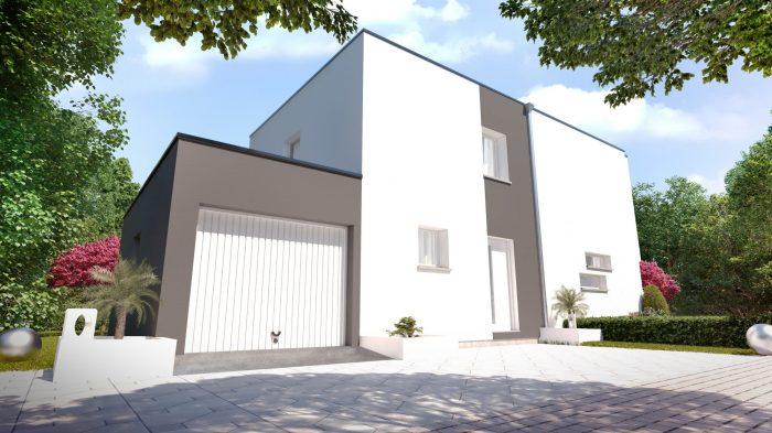 Maisons du constructeur HOMELINES • 106 m² • BALTZENHEIM