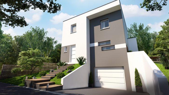 Maisons du constructeur HOMELINES • 102 m² • ZILLISHEIM