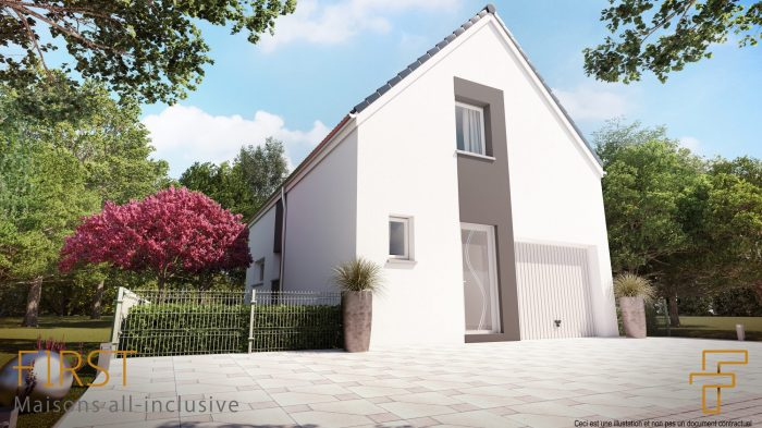 Maisons du constructeur HOMELINES • 90 m² • HIRTZBACH