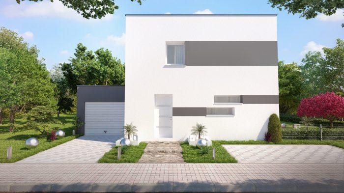 Maisons du constructeur HOMELINES • 110 m² • RIXHEIM