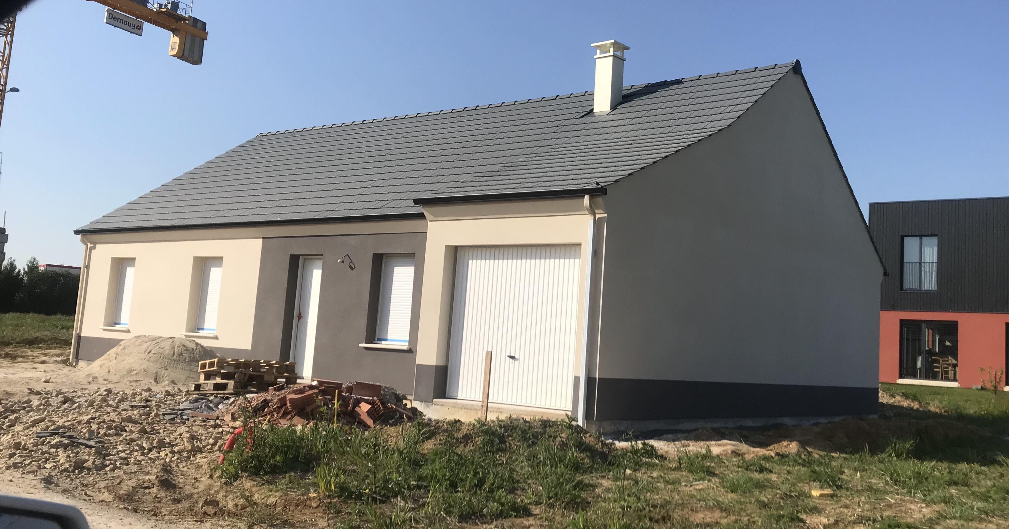 Maisons + Terrains du constructeur RESIDENCES PICARDES BDL • 97 m² • CAMPAGNE