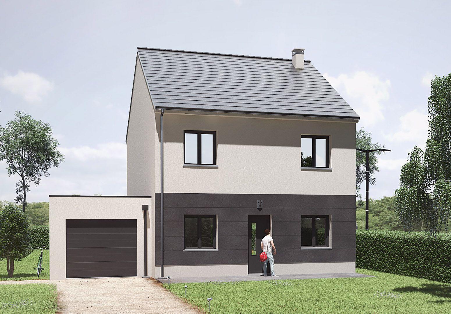 Maisons du constructeur MAISONS KERBEA • 101 m² • TIGEAUX