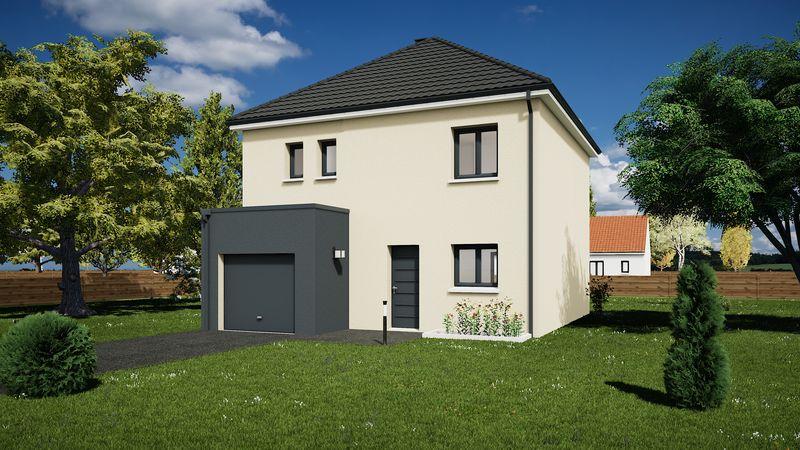 Maisons du constructeur MAISONS KERBEA • 105 m² • LA FERTE SOUS JOUARRE