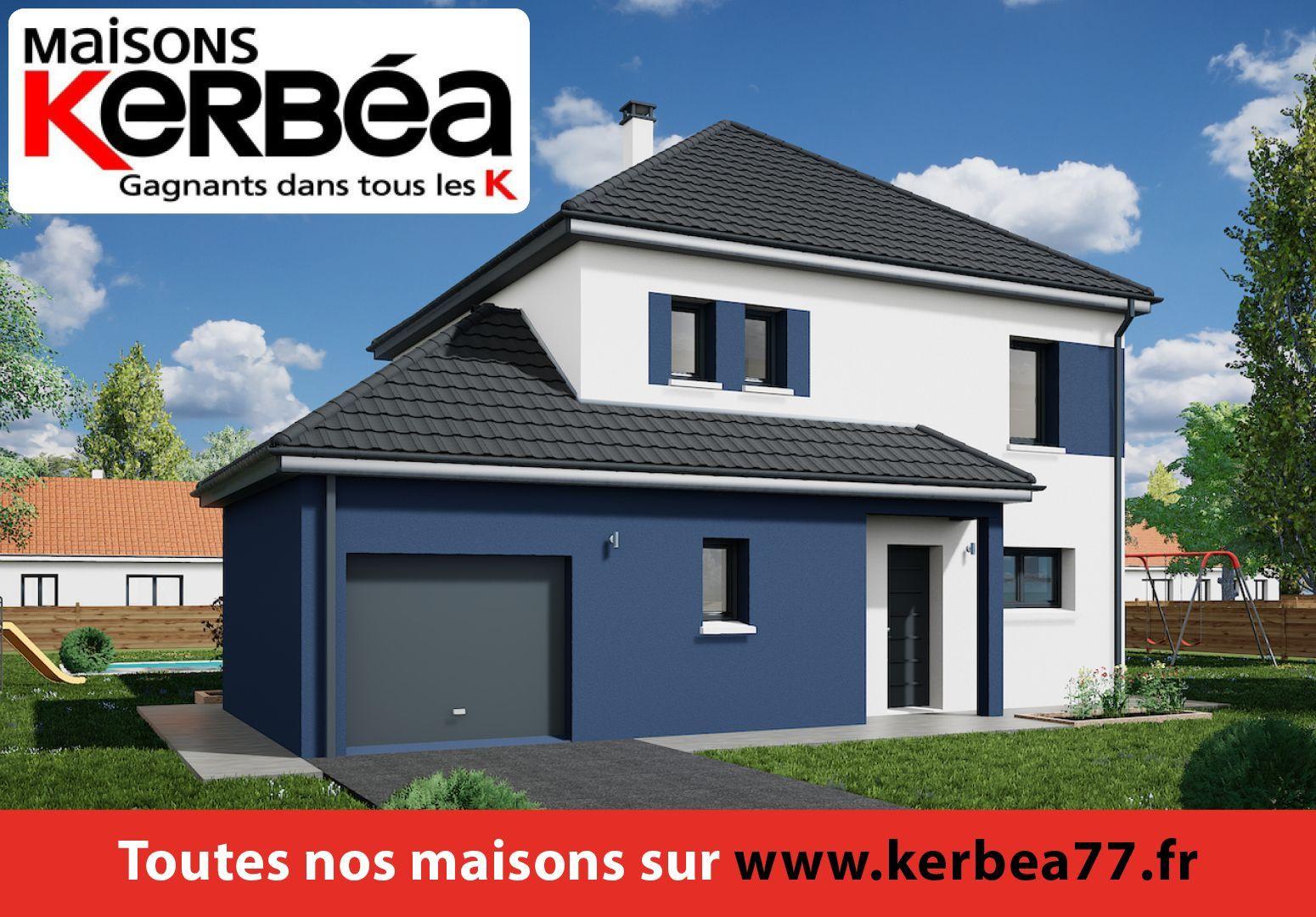 Maisons du constructeur MAISONS KERBEA • 85 m² • QUINCY VOISINS