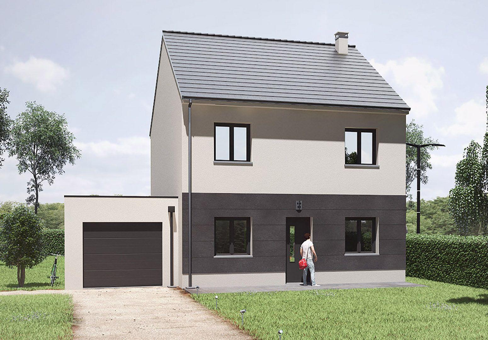 Maisons du constructeur MAISONS KERBEA • 95 m² • CONGIS SUR THEROUANNE