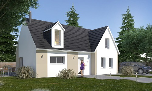 Maisons + Terrains du constructeur HABITAT CONCEPT • 109 m² • JAMBVILLE