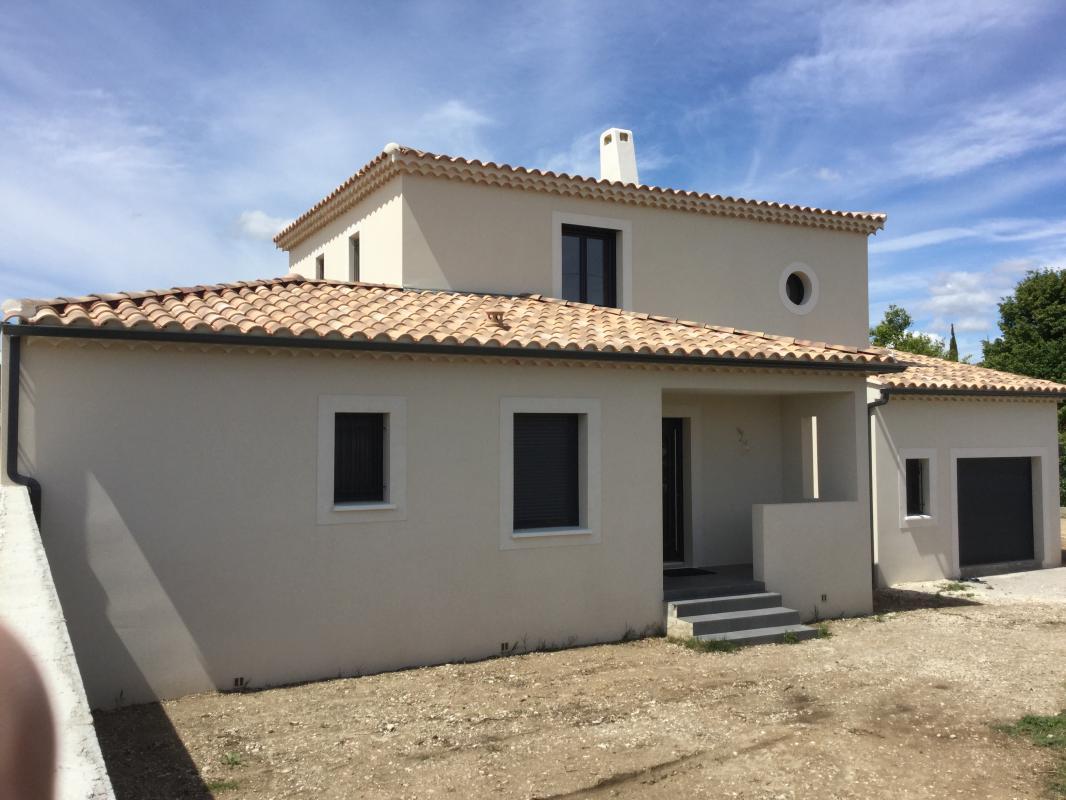 Maisons + Terrains du constructeur VILLAS GAIA • 120 m² • JUNAS