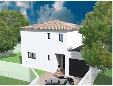 Maisons + Terrains du constructeur VILLAS GAIA • 105 m² • CABRIERES