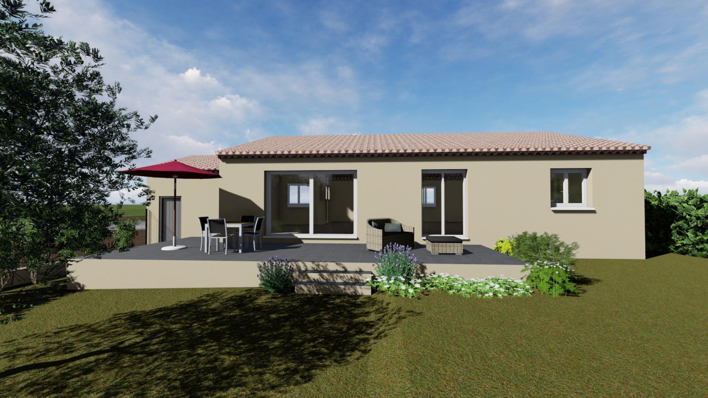 Maisons + Terrains du constructeur VILLAS GAIA • UCHAUD