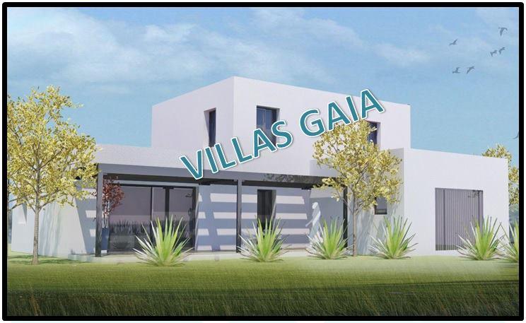 Maisons + Terrains du constructeur VILLAS GAIA • 120 m² • NAGES ET SOLORGUES