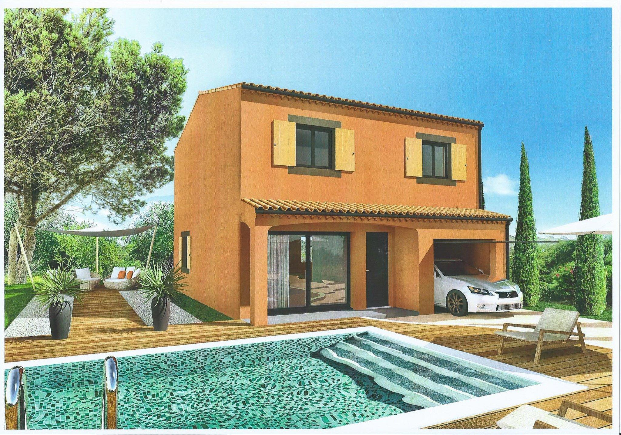 Maisons du constructeur DEMEURES DE PROVENCE SUD • 80 m² • AVIGNON
