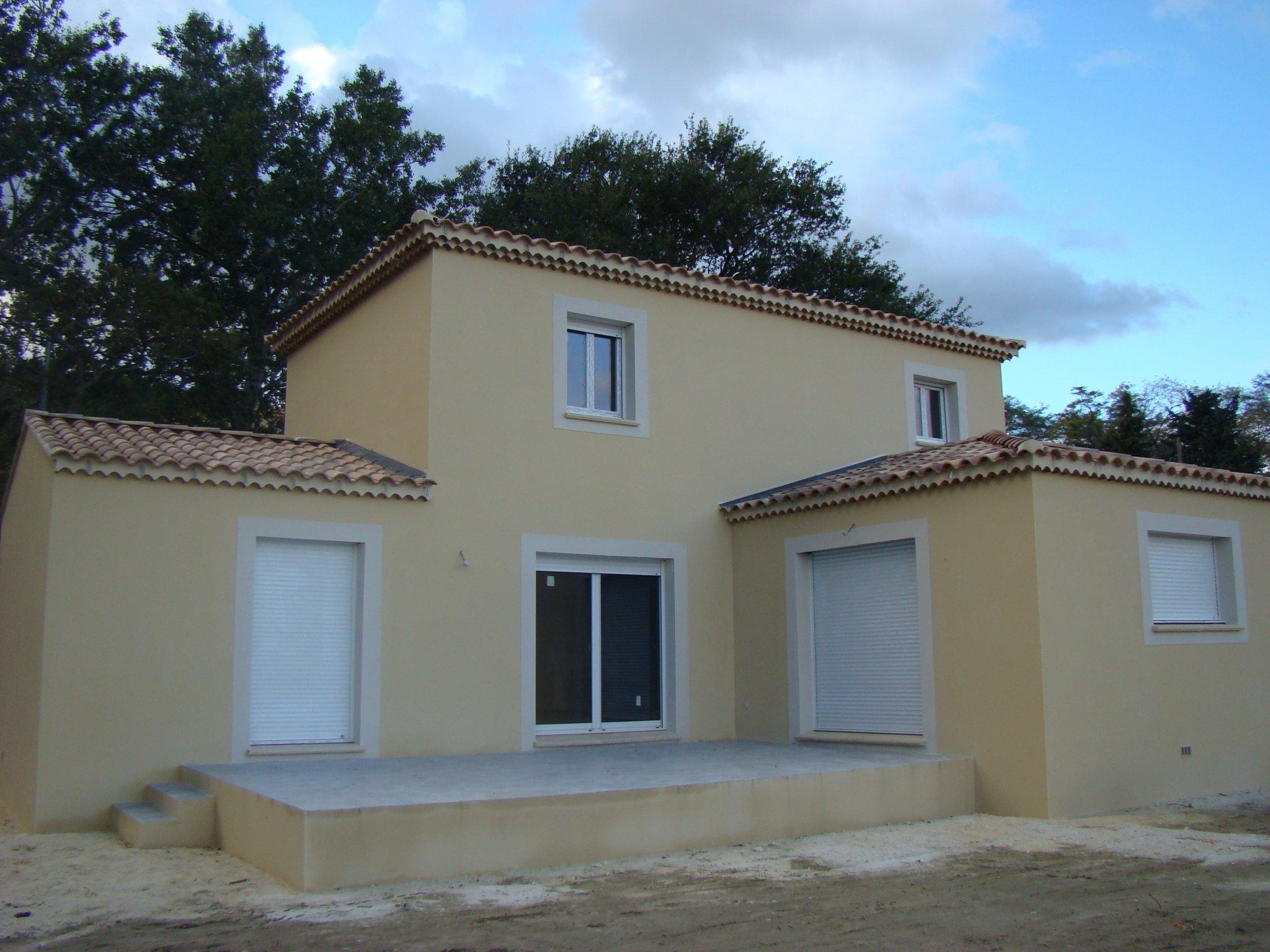 Maisons du constructeur DEMEURES DE PROVENCE SUD • 110 m² • MAUBEC