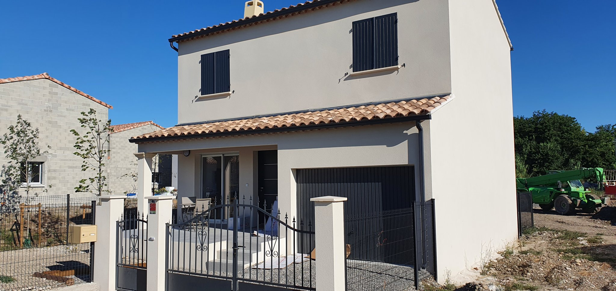 Maisons du constructeur DEMEURES DE PROVENCE SUD • 90 m² • CAROMB