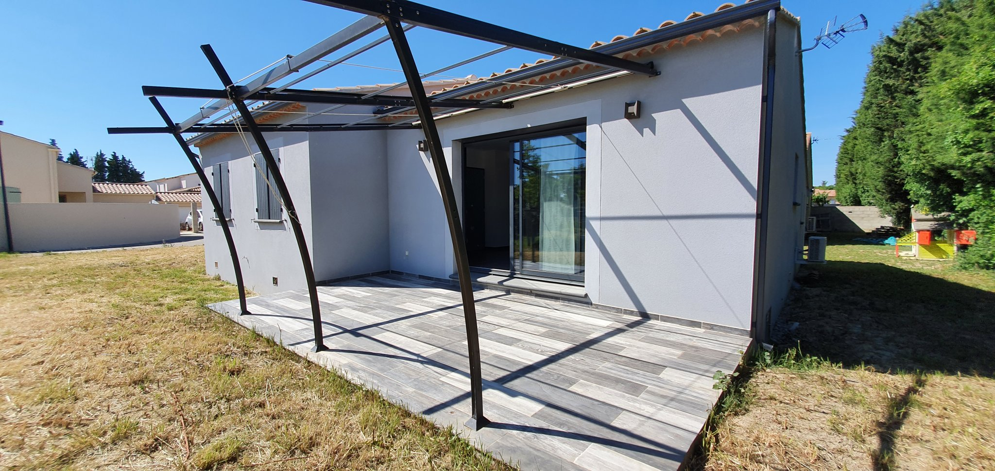 Maisons du constructeur DEMEURES DE PROVENCE SUD • 90 m² • LA BAUME DE TRANSIT