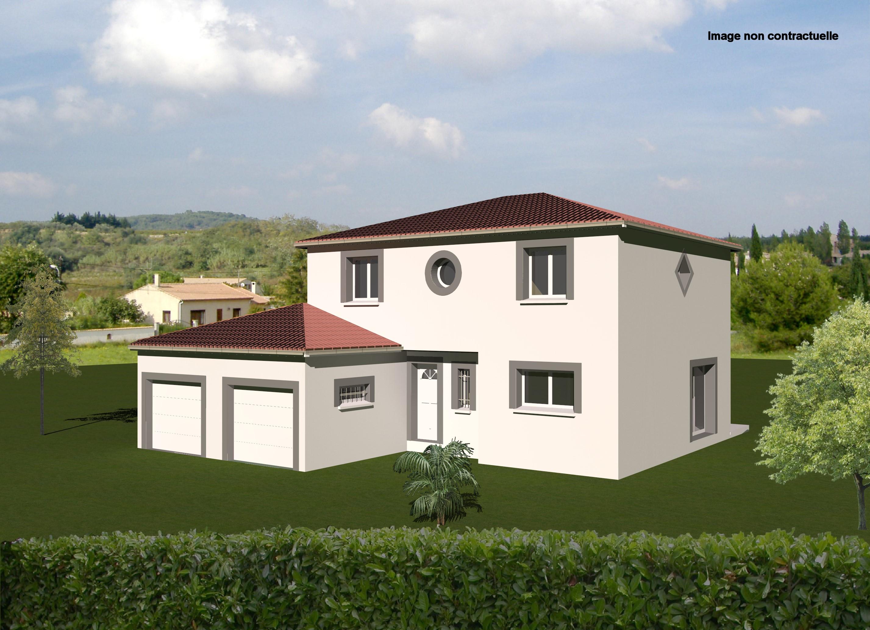 Terrains du constructeur MAISONS A.B.C. • 660 m² • LEZOUX