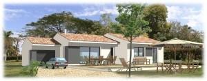 Maisons + Terrains du constructeur MAISONS BLANCHE •  m² • SAINT MAXIMIN LA SAINTE BAUME