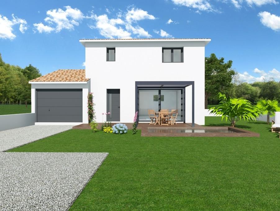 Maisons du constructeur IMMO SELECTION • 80 m² • SAINT ANDRE DE SANGONIS
