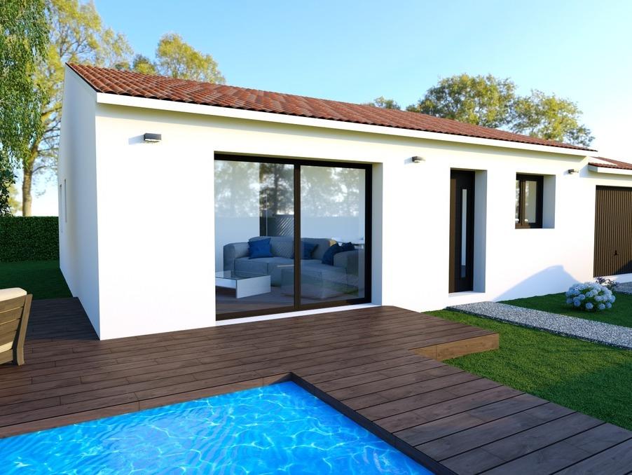 Maisons du constructeur IMMO SELECTION • 90 m² • POUSSAN