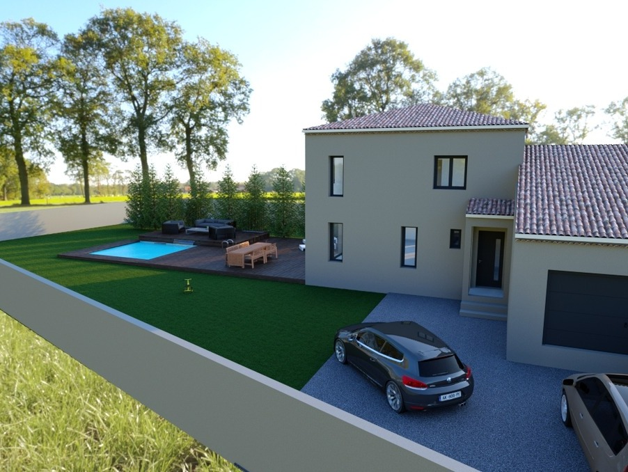 Maisons du constructeur IMMO SELECTION • 85 m² • SAINT GENIES DES MOURGUES