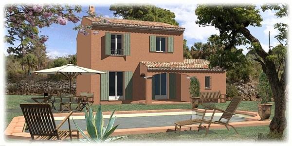 Maisons + Terrains du constructeur MAISONS BLANCHE • 80 m² • LE VAL