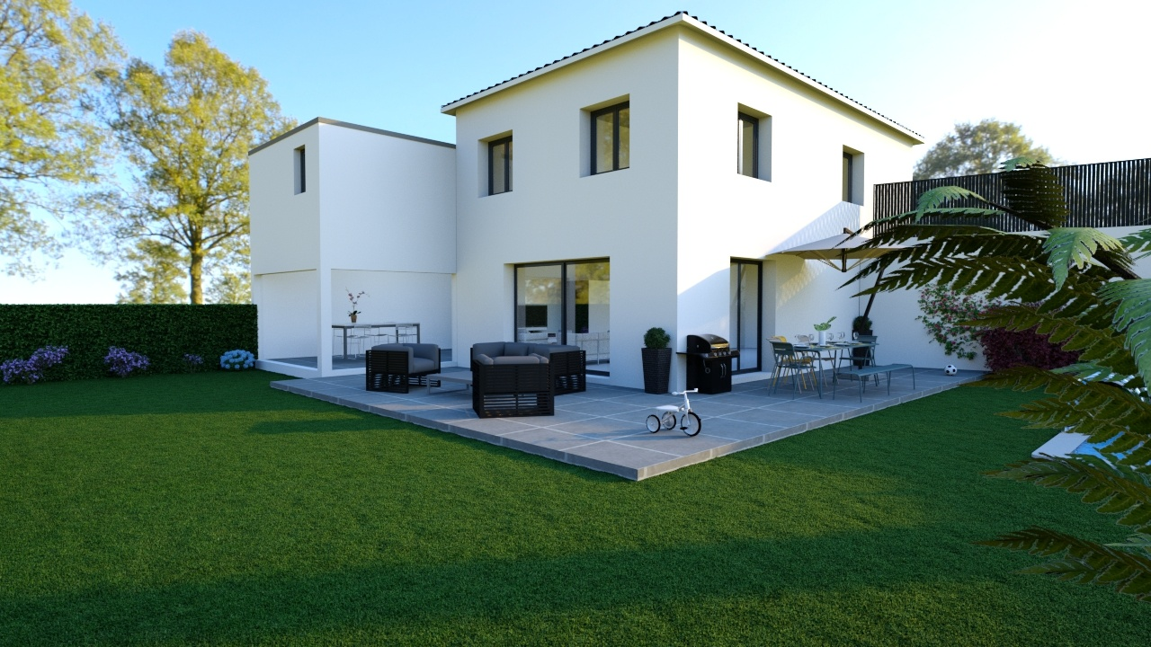 Terrains du constructeur MAISONS DU MIDI • 573 m² • LES PENNES MIRABEAU
