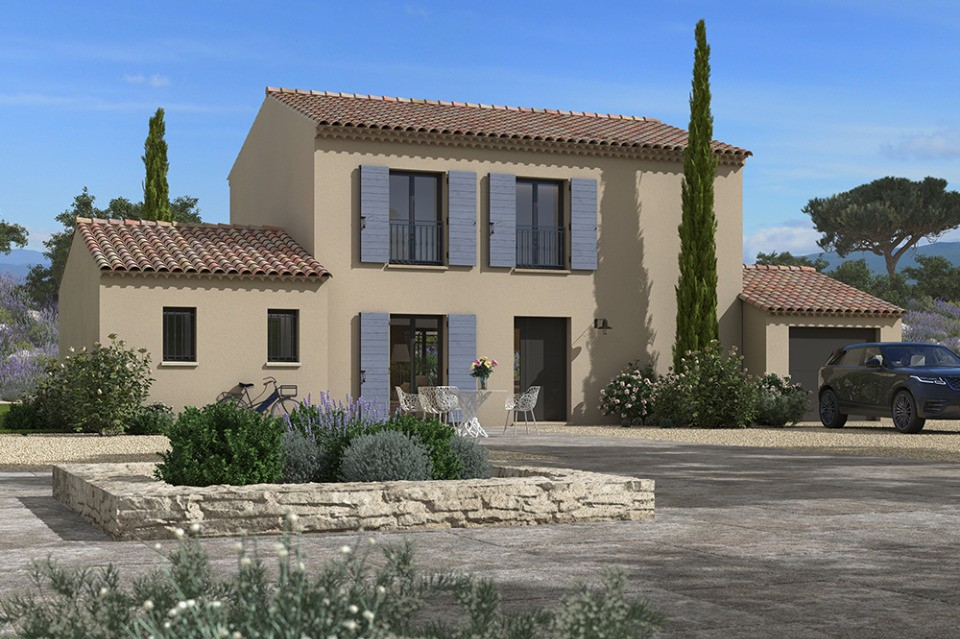 Maisons + Terrains du constructeur MAISONS FRANCE CONFORT • 130 m² • BEAUPUY
