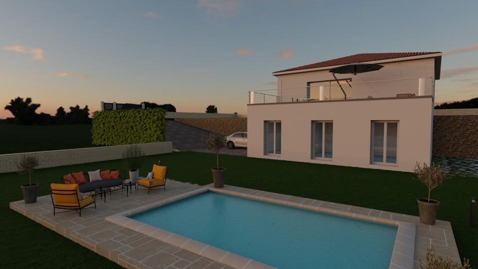 Maisons + Terrains du constructeur MAISONS FRANCE CONFORT • 120 m² • OLLIOULES